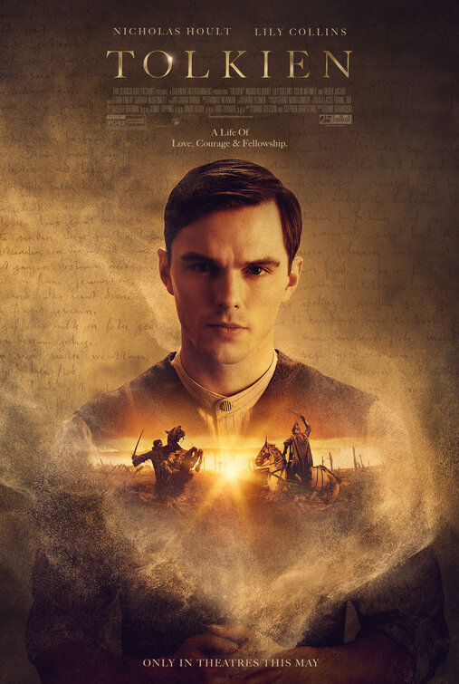 Tolkien Movie Poster