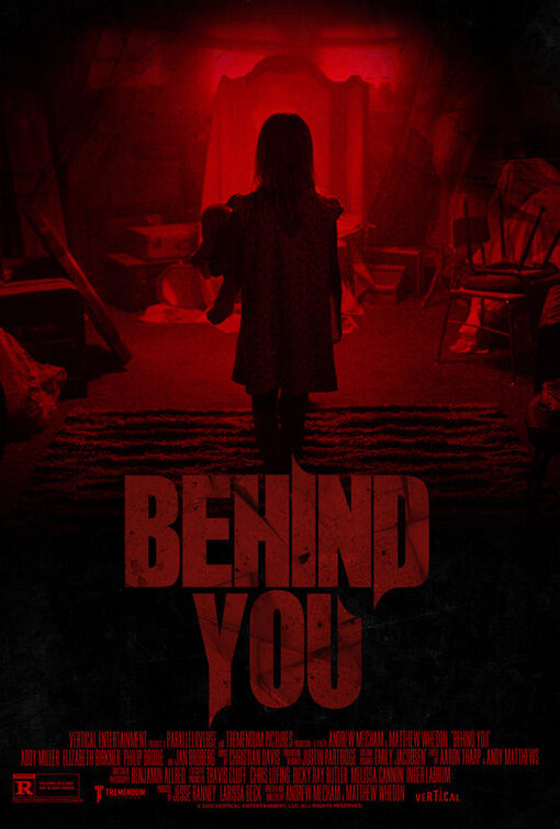 Behind You Movie Poster