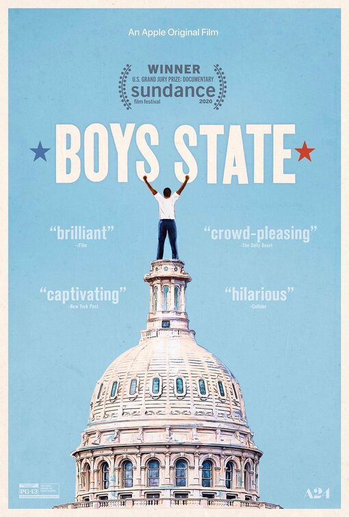 Boys State Movie Poster