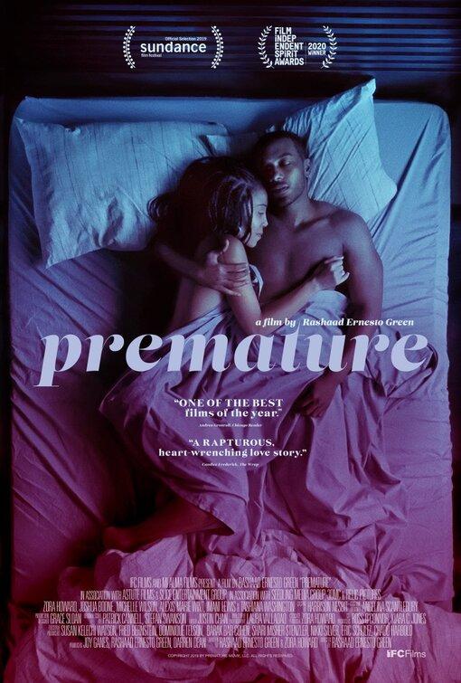 Premature Movie Poster