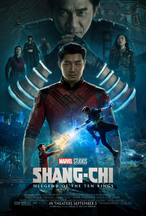 Shang-Chi and the Legend of the Ten Rings Movie Poster