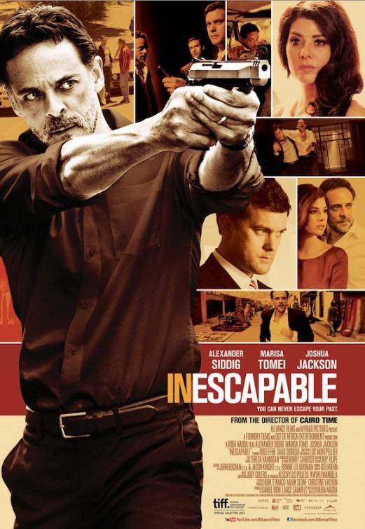 Inescapable 2012 movie