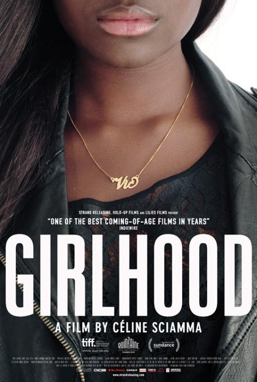 Bande de filles Movie Poster