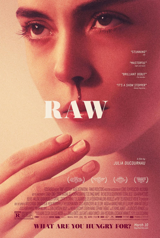 Resultado de imagen para raw poster