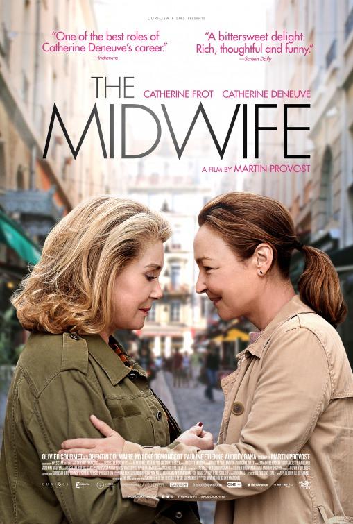 Sage femme Movie Poster