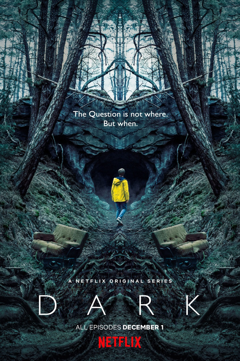 Extra Large Movie Poster Image for Dark (#1 of 2)