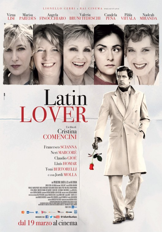 How to be a latin lover imdb howsto latin lover poster 2 of imp awards ccuart Image collections
