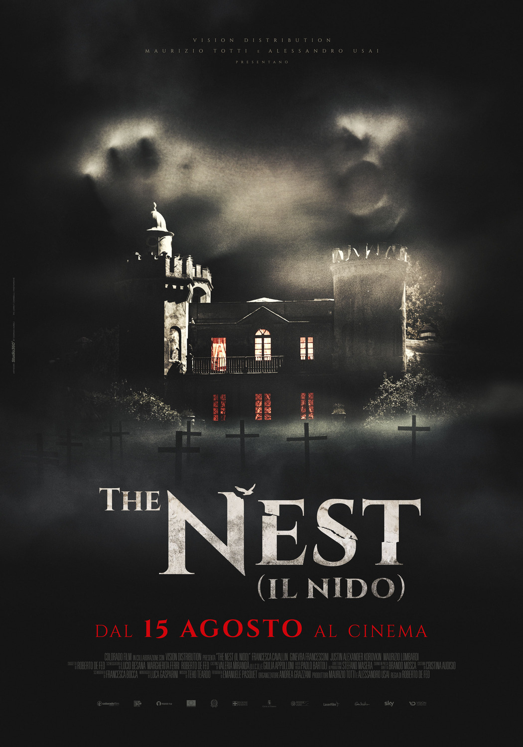 Extra Large Movie Poster Image for The Nest (#1 of 2)