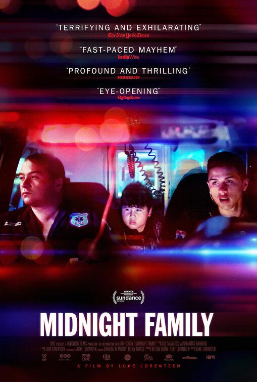 Midnight Family Movie Poster