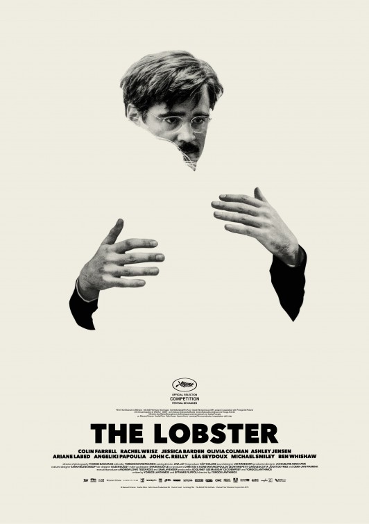 Image result for the lobster movie poster