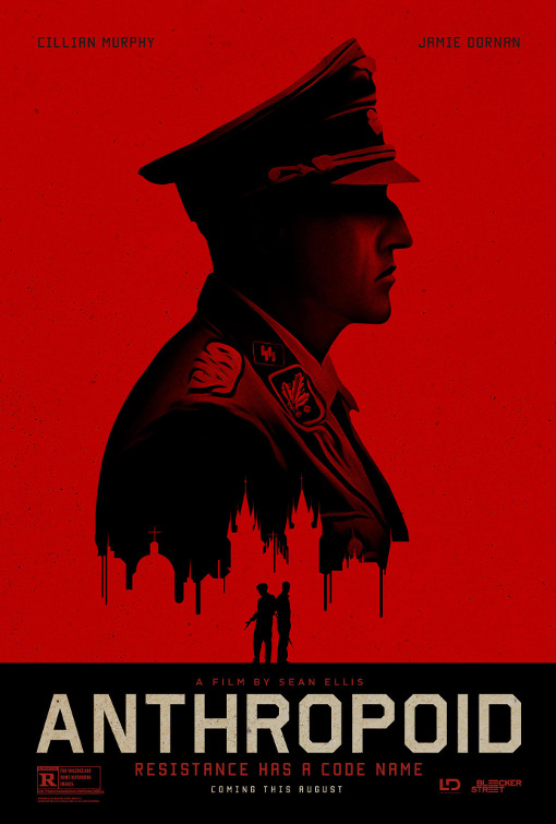 Image result for anthropoid movie poster