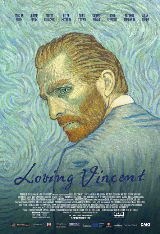 Loving Vincent Movie Poster