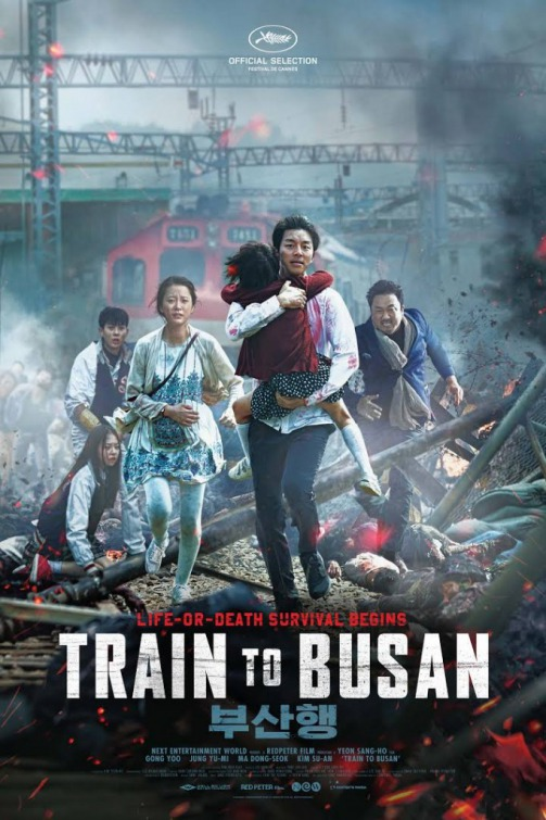 Image result for train to busan poster