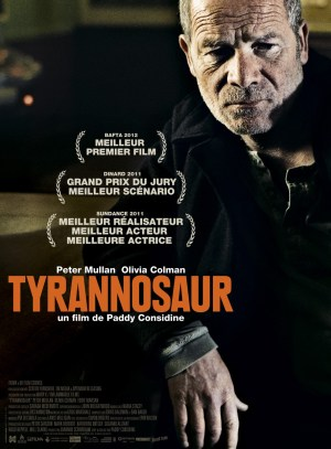 Extra Large Movie Poster Image for Tyrannosaur