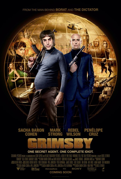 Grimsby Movie Poster