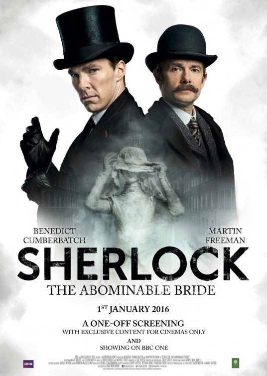 Image result for the abominable bride poster