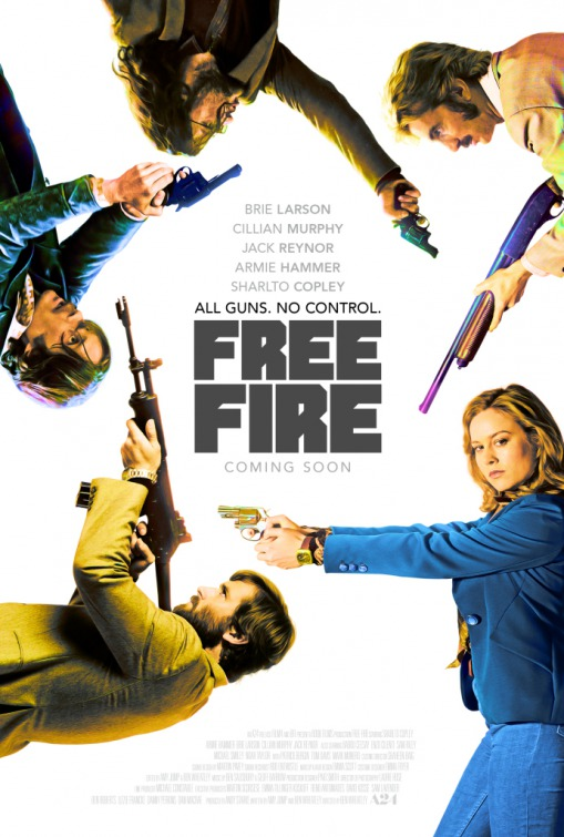 Image result for free fire movie poster
