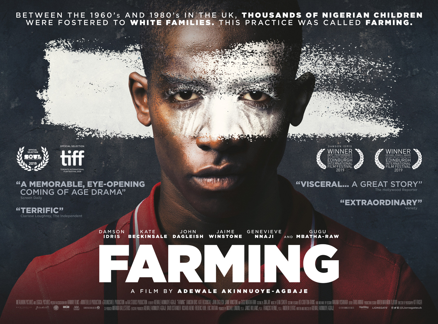 Extra Large Movie Poster Image for Farming