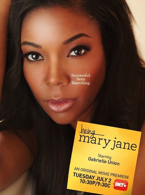 Being Mary Jane Movie Poster
