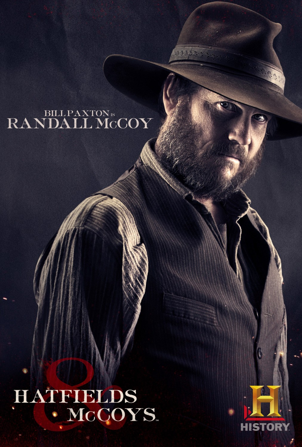 Extra Large Movie Poster Image for Hatfields & McCoys