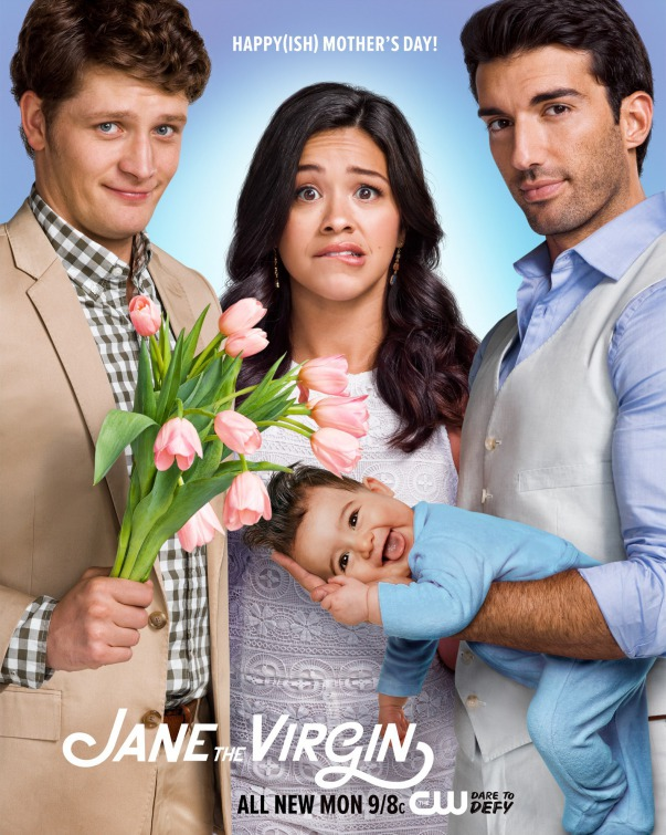 Image result for jane the virgin poster
