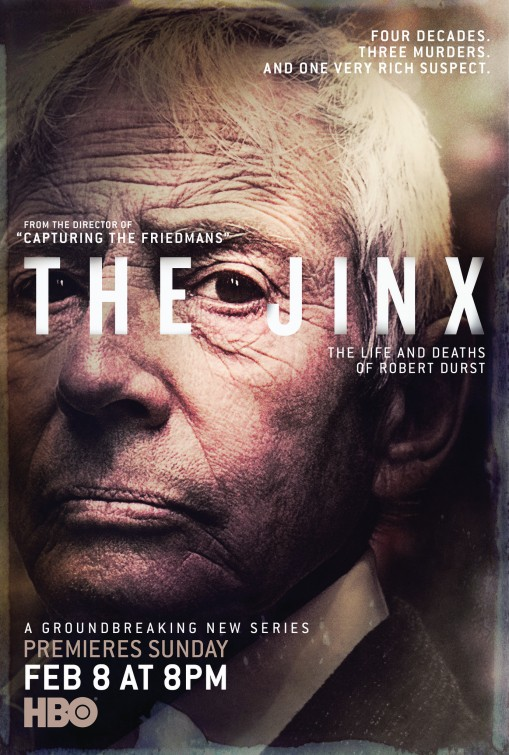 The Jinx: The Life and Deaths of Robert Durst Movie Poster