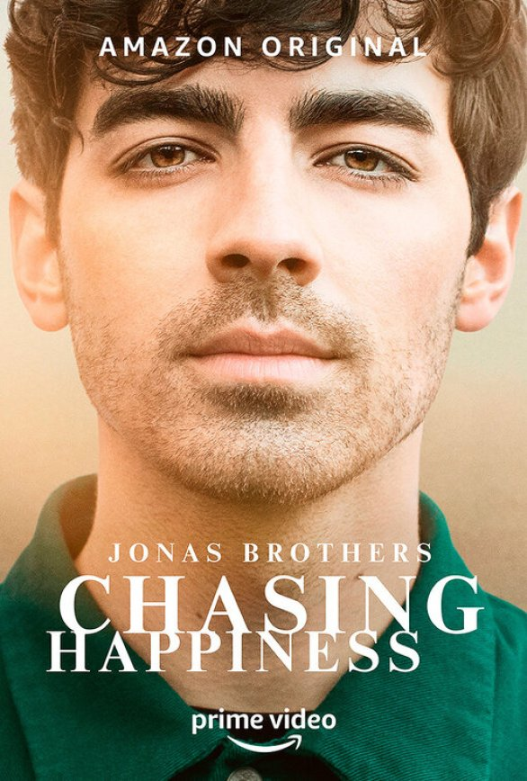 Jonas Brothers: Chasing Happiness Movie Poster