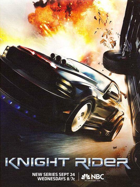 Knight Rider Tv Poster 2 Of 2 Imp Awards