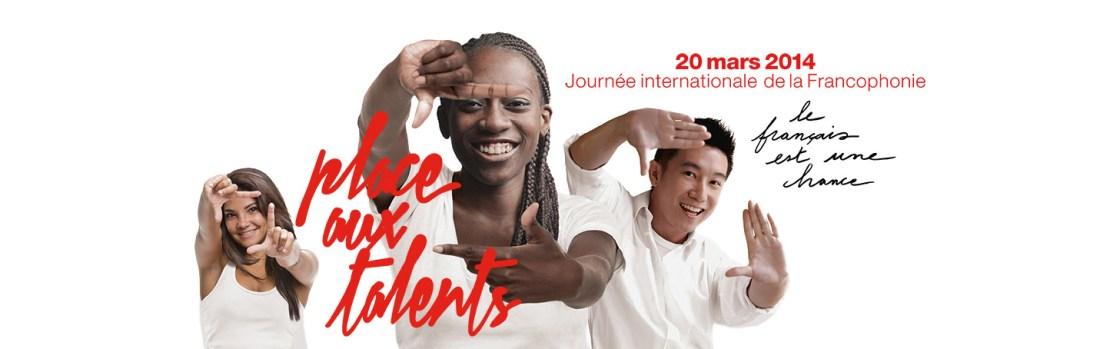 Journée internationale de la Francophonie 2014