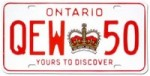 Plaque Ontario