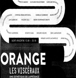 Orange - Les Viscéraux