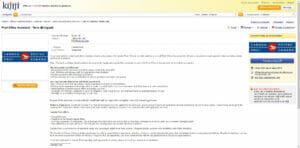 Offre emploi Postes Canada - 1152667908