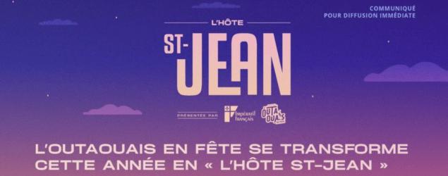 Hôte St-Jean 2021 - Bandeau