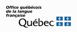 Logo Office Québécois de la langue française (OQLF)