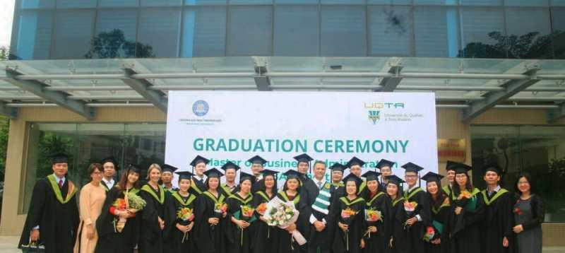 UQTR - Graduation Ceremony