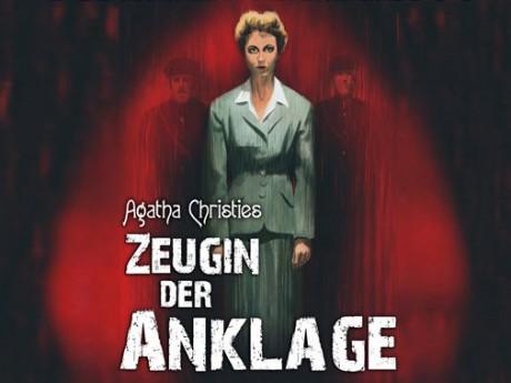 ZEUGIN DER ANKLAGE von Agatha Christie