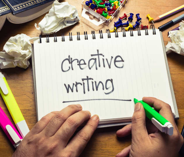 Creative Writing image