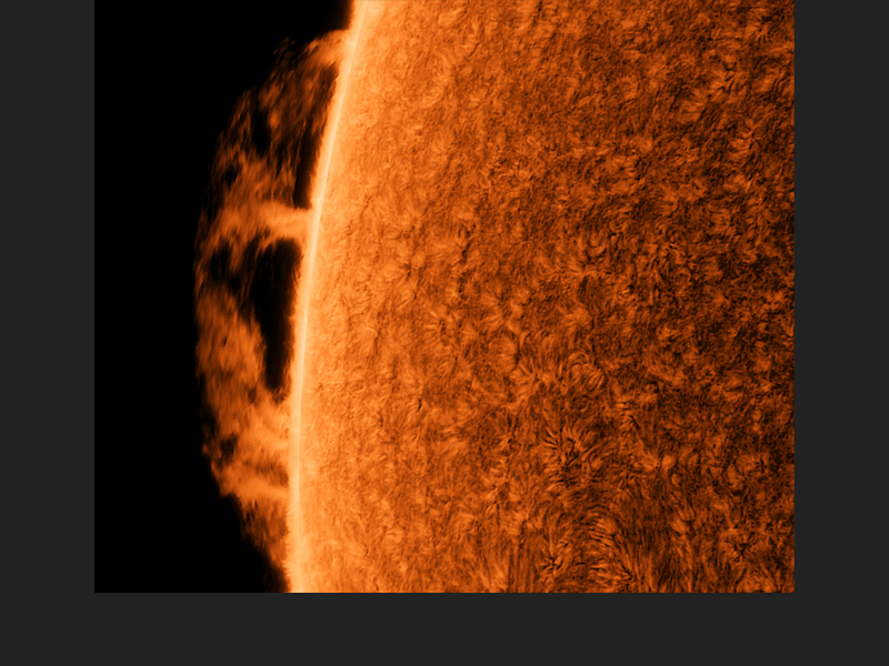 Eastern Prominence