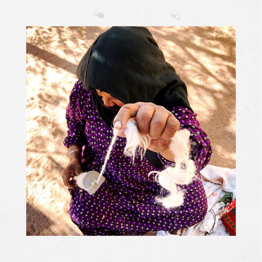 Villaggio beduino