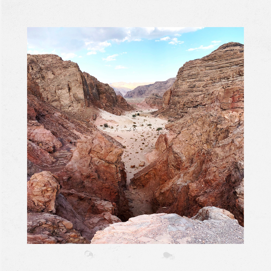 Valle del Colored Canyon, Nuweiba, Sinai