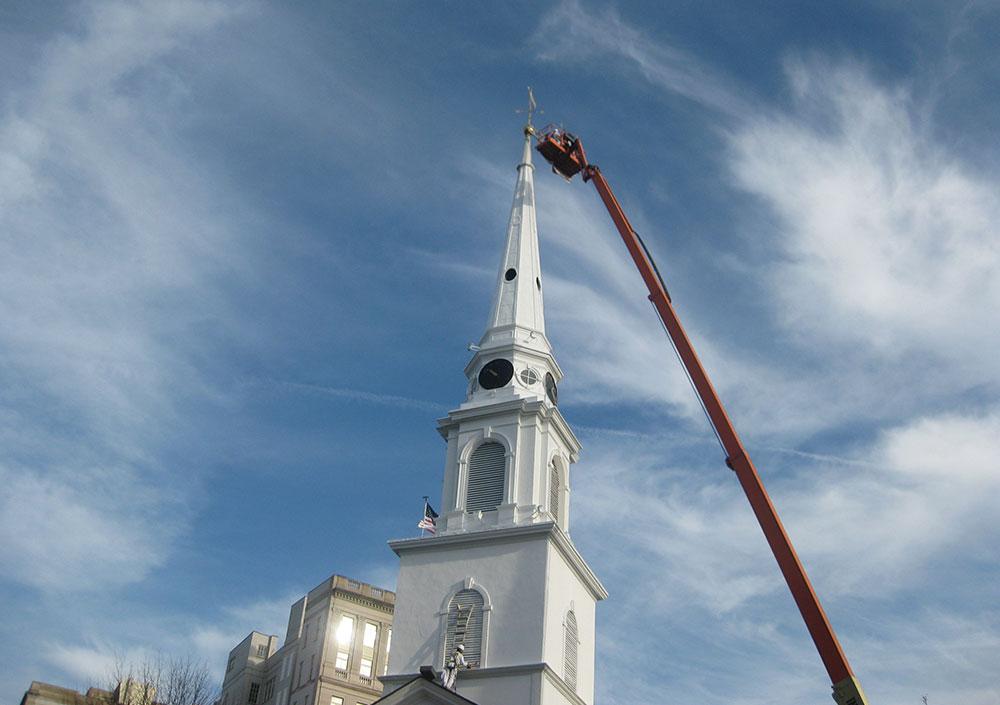 Waterproofing Church Imperial Painting NJ