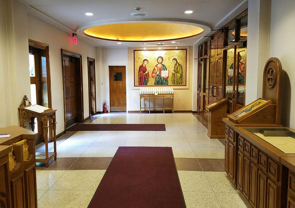 Holy Trinity Imperial Painting NJ