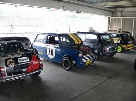 wedssport、bon racing、インペリアルクラフト の合同チーム