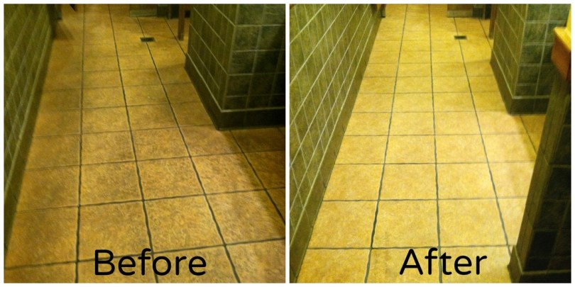 Floor Restoration   IMPERIAL SOLUTIONS Picture