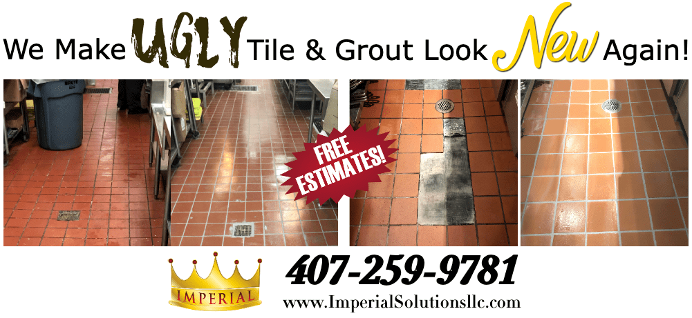 tile and grout imperial solutions