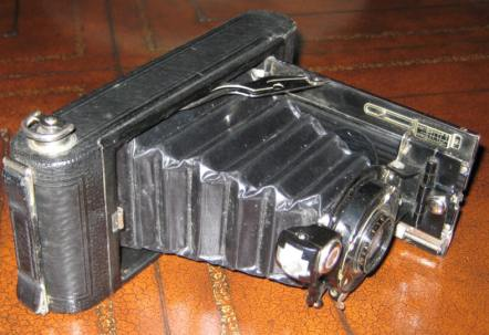 Appareil photo Kodak de 1921