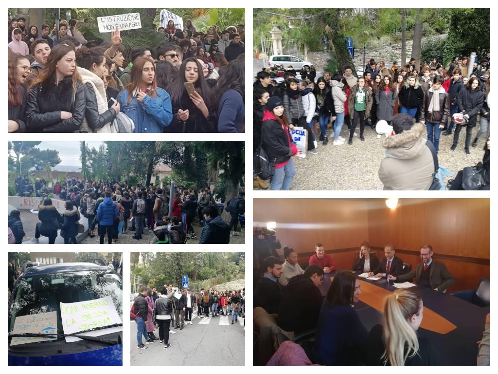 studenti-imperia-corteo-scuola-protesta