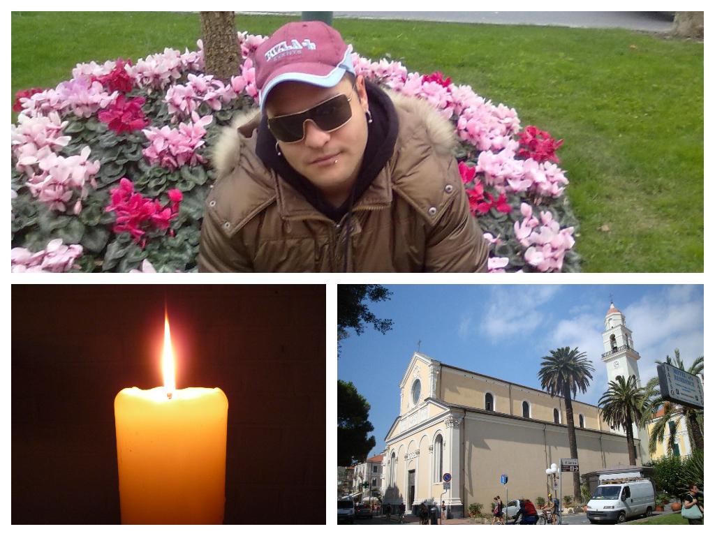 Diano Marina dice addio a Fabio Palomba, scomparso a soli 32 anni - IMPERIAPOST
