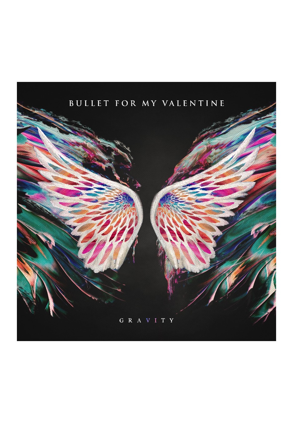 Bullet For My Valentine Gravity Ltd Deluxe Edt