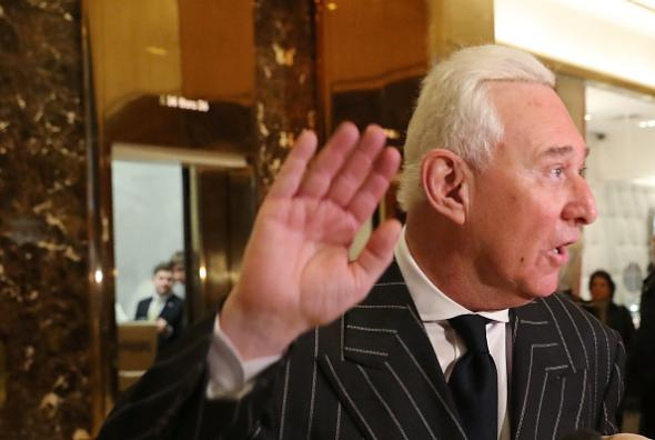 Former Trump advisor Roger Stone admits to 'innocuous' conversations with DNC hackers